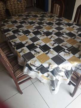 Furniture of the living room- Dinning Table and Chairs (6)