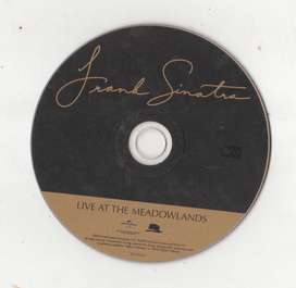 "CD Frank Sinatra ""Live at The Meadowlands"""