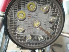 2 lights original for bike car jeep