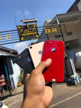 Iphone 8 64gb Fullset Original like new