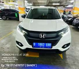 Honda HR-V 1.5 E AT 2019 Km. 756 Record