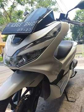PCX ABS th.2018 Km.3000 an H.Kota SMG SLTN..100% Jaminan Full Original