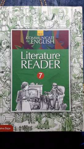 New communicate in English literature reader