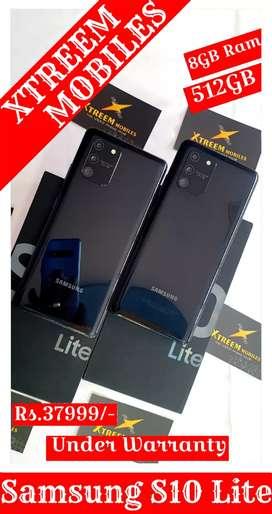 Samsung S10 Lite.. 8/512..Under Warranty..Brand New Condition..