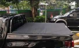 PENUTUP BAK DOUBLE CABIN BAHAN TERPAL IMPORT HIGH QUALITY