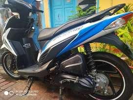 Dijual Vario 110 PGM-FI Pakai Remot KM Rendah Jarang dipakai