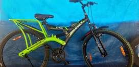 hero sprint dtb dirt terrain bike 26t cycle