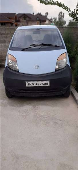 Tata Nano 2011 Petrol Well Maintained