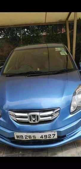 Well maintained Honda Amaze