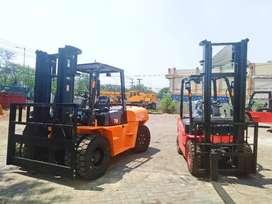 Forklift di Metro Murah 3-10 ton Mesin Isuzu Mitsubishi Powerful