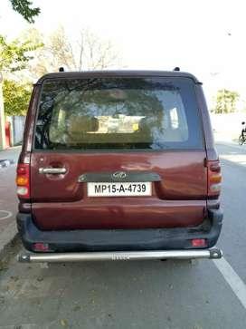 Mahindra Scorpio M2DI, 2005, Diesel