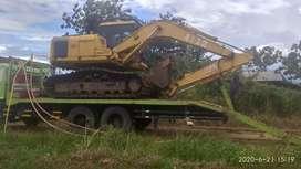 Rental Alat Berat Excavator PC-130F-7