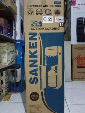 Best seller - dispenser sanken galon bawah kompresor 3 kran