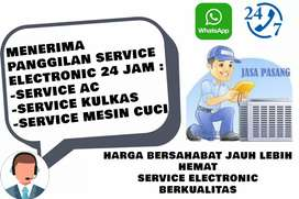 Service Kulkas AC tidak dingin Servis Mesin Cuci Krembangan Surabaya