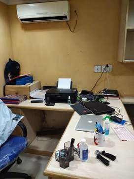 FULLY FURNISHED OFFICE 15000.