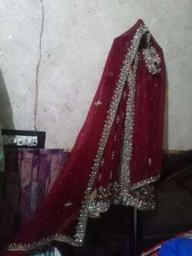 Bridal lehnga for sale in a reasonable price