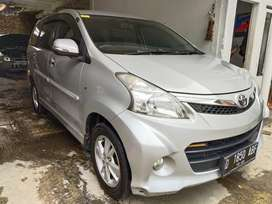 Avanza Veloz 1.5 AT 2013 Silver TDP 18jt. KM 40rb! Mulus Sudah airbag