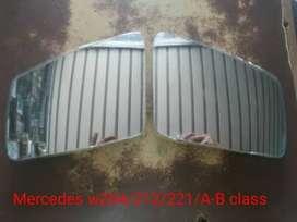 Mercedes 1 Or b Class Side Mirror Glass Set