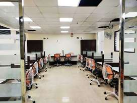 Fully Furnished Customized Office Spaces & Co-working Spaces on Rent
