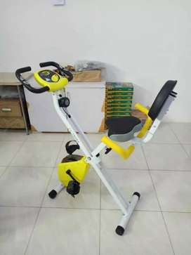 Sepeda statis,bench press, cod langsung id  651