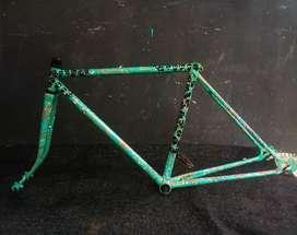 Frame commuter bike 700c