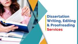Thesis Writing Help-MPhil/PhD/DBA/MBA-Editing & Proofreading services