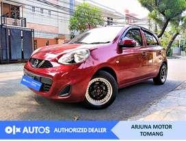 [OLX Autos] Nissan March 2015 1.2 L A/T Bensin Merah #Arjuna Tomang