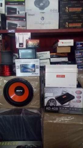 Murmer Paketan Audio Mobil Complit+Psang