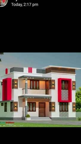 thrissur kozhukully 5 cent 4 bhk marvelous villa