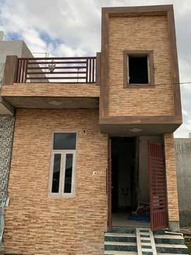 Ready to move Home on 25ft Road near Main Market 80% Bank Loan