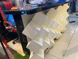 Designer counter for retail stores