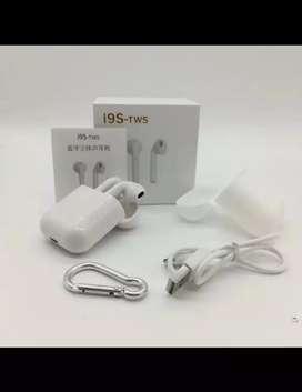 Headset bluetooth tanpa kabel i9s