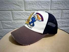 Topi Trucker hat WHOLE HAUSS Original Branded