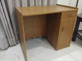 study desk in good condition