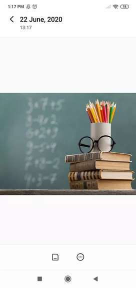 Students required for science till class 10