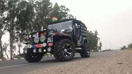 R k Jain modified Jeep