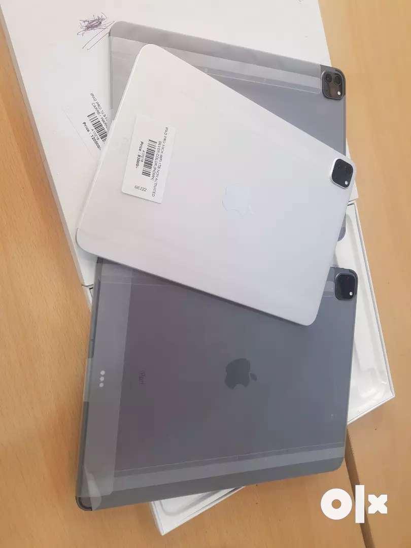 iPad 12.9inch 11inch 2020 Model wifi 1TB Storage Unused 1year warranty 0