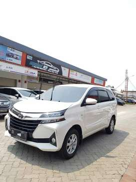 Toyota Grand Avanza G M/T Thn 2019 Putih Kilometer Low
