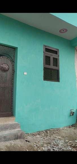 50 gaj House (2 BHK) in JaiVihar Extension, NEAR METRO STATION (1.5KM)