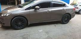Honda civic oriel full option