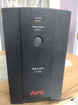 Ups APC  ( BACK UPS 1100 VA
