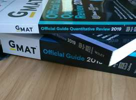 GMAT 2019 Official Guide books (Set of 3)