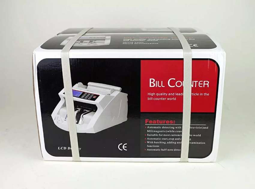 Cash Counting Machine 100% New Machine Whole Sale and Retail 0