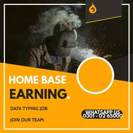 Home base online job apply now data typing online work to earn