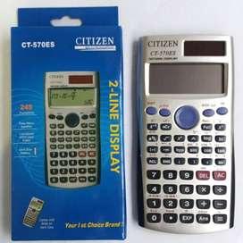 Calculator Citizen Ct 570 Es
