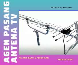 Toko Terima Pasang Baru Sinyal Antena Tv Kranji Bekasi Barat