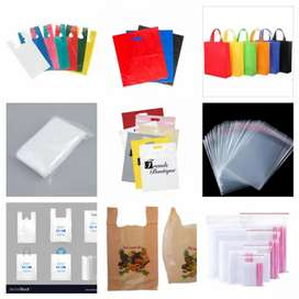 Makers of Shopping Plastic Bags