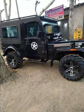 Both combinations thaar and jeep