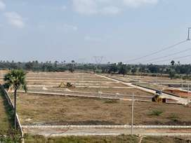 HMDA APPORAVED  PLOTS FOR SALE VERY CLOSE TO TCS COMPANY