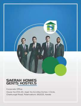 Saerah Homes Neat Safe, Quality accommodations for Gents with food